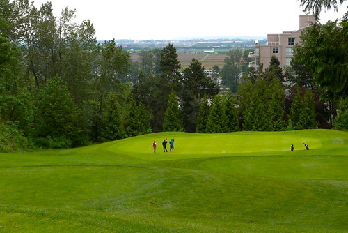 Golf at Fraserview