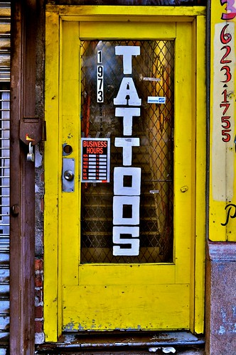 tattoos newark yellowdoor