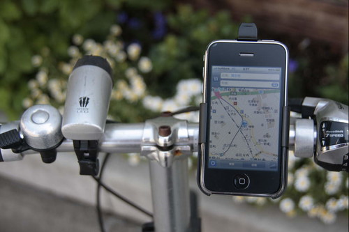 TUNEMOUNT Bicycle mountをつけてみた4
