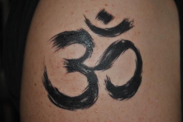 The om symbol flickr photo sharing for Brother symbol tattoos