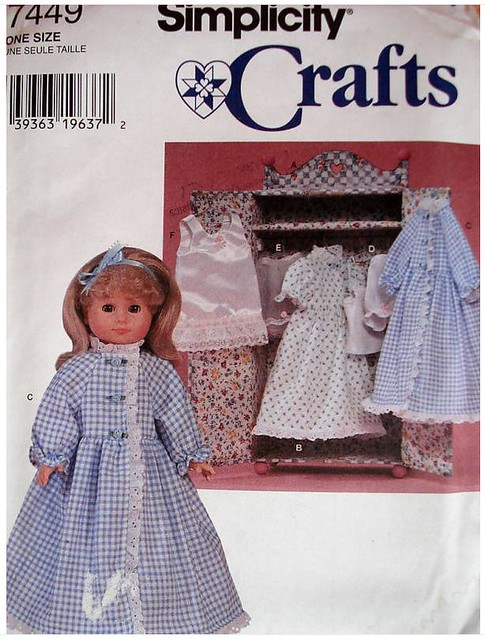 Amazon.com: Simple & Stylish Patterns for 18-Inch Dolls' Clothing