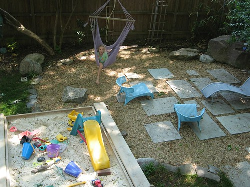 Backyard Landscaping Ideas Kid Friendly : ? rocks are kid friendly landscape design ideas