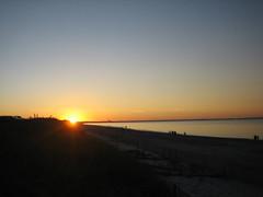 Sunset from Sandy Neck Beach