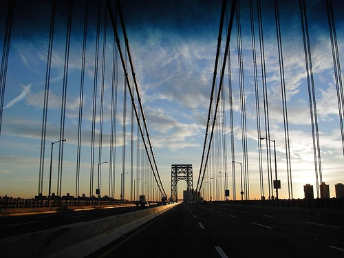 George Washington Bridge - NJ's Gateway to NYC