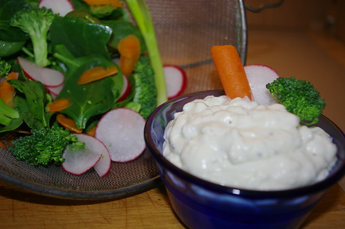 Chunky Bleu Cheese Dressing