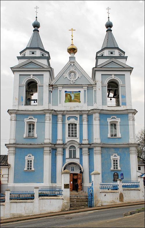 Мозырь, Свято-Михайловский кафедральный собор