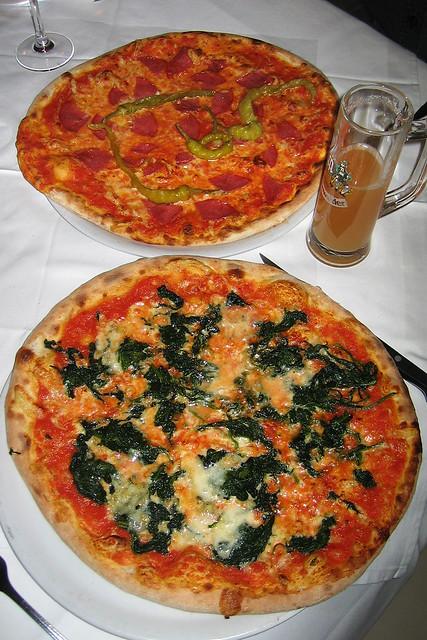 Mittenwald pizza