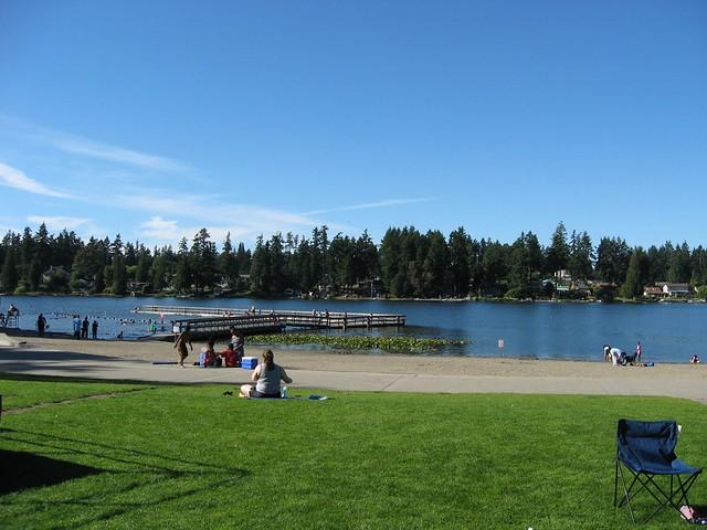 Steel Lake Park : Bf cc f d z g