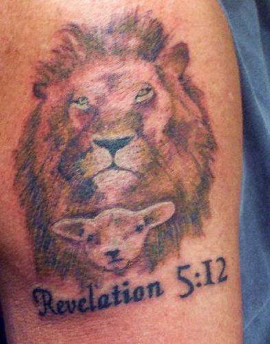Lion and Lamb | Flickr - Photo Sharing!