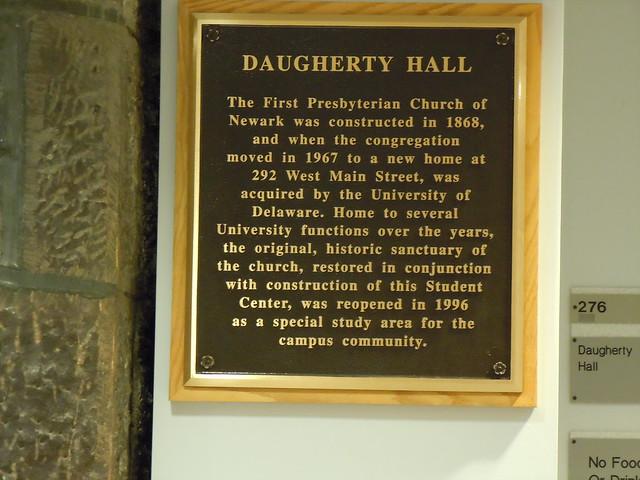 Header of Daugherty