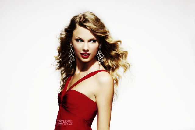 Red Dress Taylor Swift