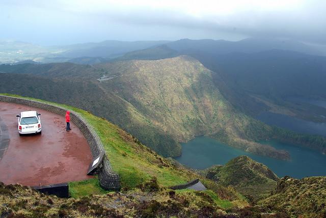 Portgual - Azores - Sao Miguel - Lagoa do Fogo