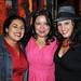 Sarah, Rosi and Maya