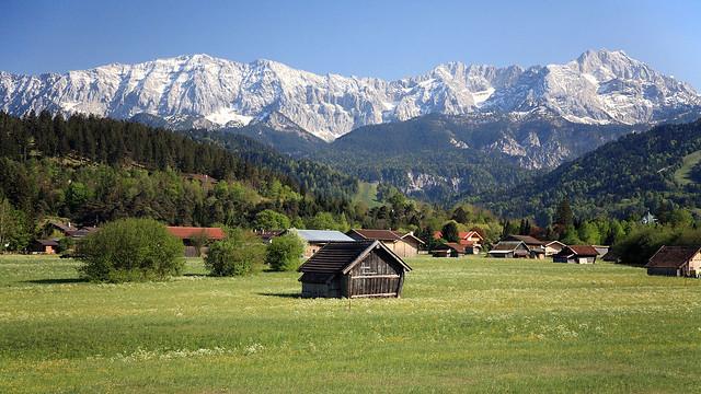 Alpine glimpses