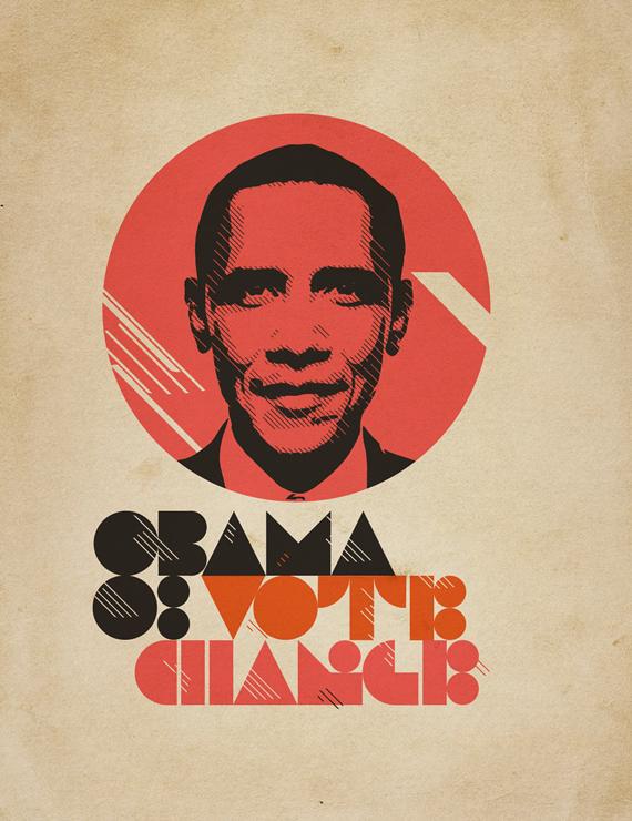 OBAMA '08 VOTE CHANGE