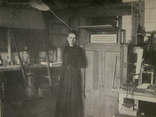 Pierre Curie: Marie Curie in Her Laboratory