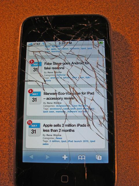 Apple Iphone Cracked Glab