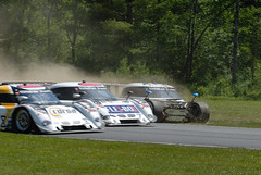 Grand-Am at Limerock Park Memorial Day 2010