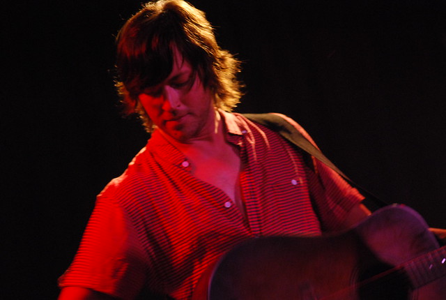 rhett miller @ the pour house