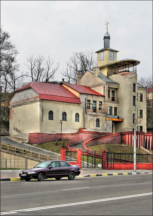 Мозырь, церковь св. Николая
