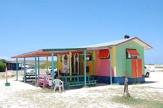 Aruba Food Shack, Baby Beach