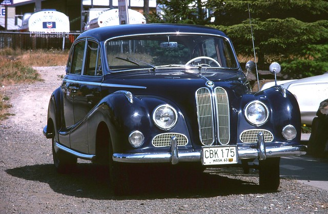 1950'S BMW 5 SERIES CAR