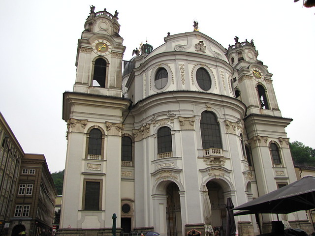 church salzburg austria hd - photo #28