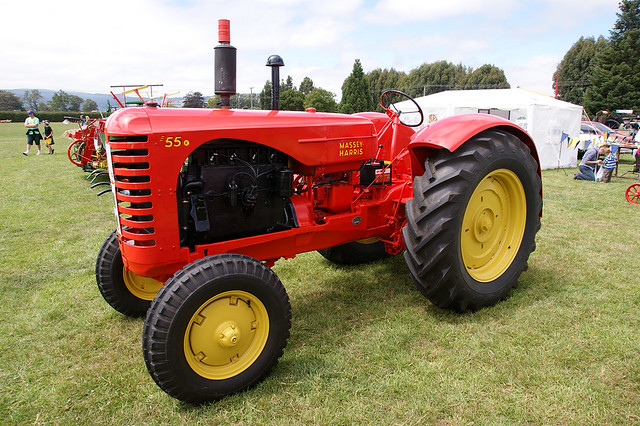 Massey Harris Tractor : Massey harris k tractor flickr photo sharing