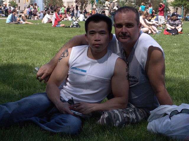 activity Gay male