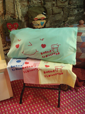 tedementa pillows  in duduá (bcn)