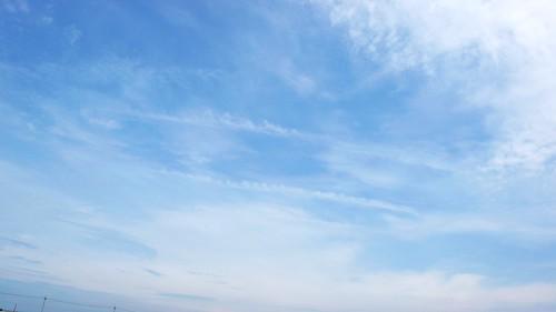 雲林的天空