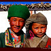 Tibet-Everest-tibetan-girls-happy-sceptic