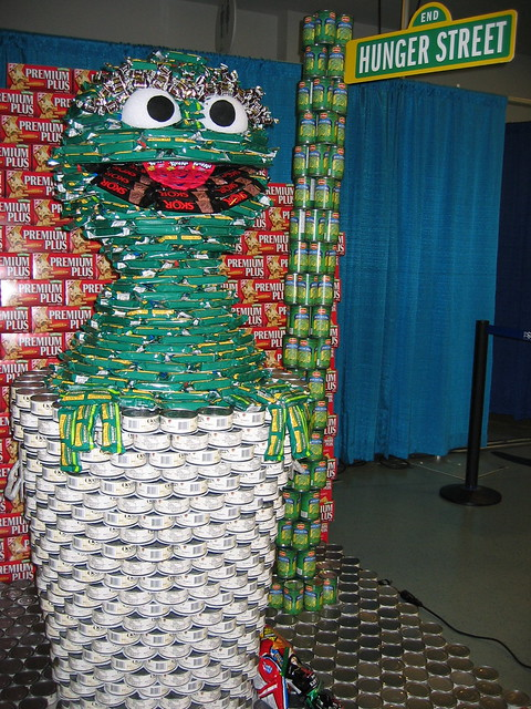 Canstruction 2006
