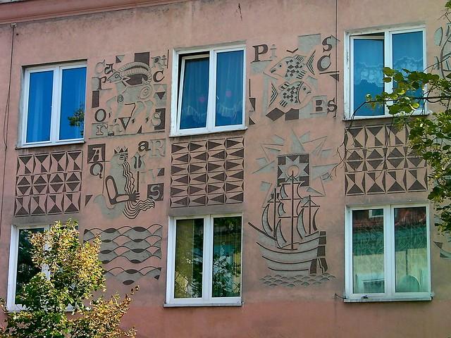 Bia ystok flickr photo sharing for Mural bialystok dziewczynka z konewka