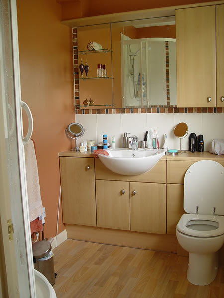 <p>West View Main Bathroom</p>