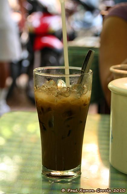 Ca Phe Sua Da (Iced Milk Coffee)