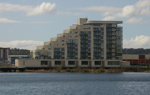 Luxury flats in Cardiff Bay