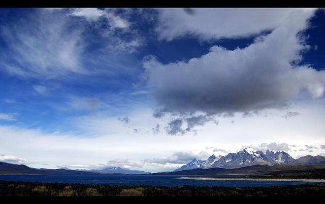 One word: Patagonia