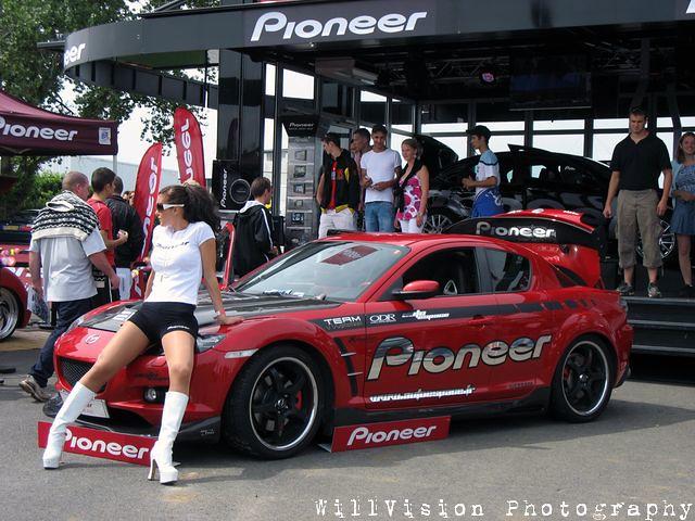 Rx Race Car