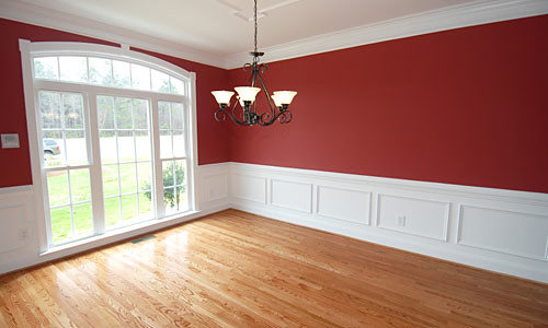red dining room paint this photo is of a dining room living rooms painted red home decoration ideas