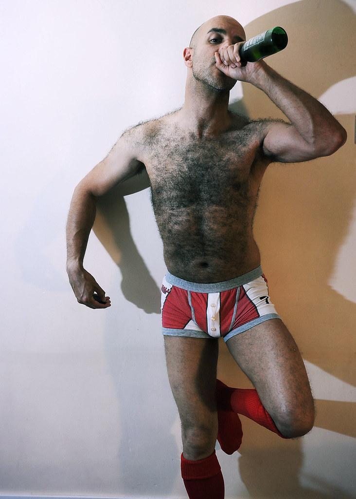 Hairy gay men ample videos