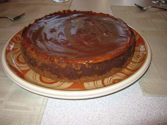 Dulce de Leche and Caramel Cheesecake | Flickr - Photo Sharing!