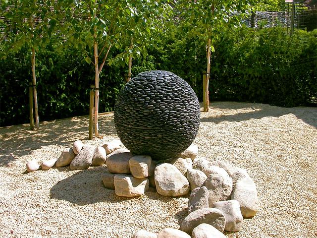 Gartengestaltung Mit Steinen Und Kies - Bilder Und Tipps