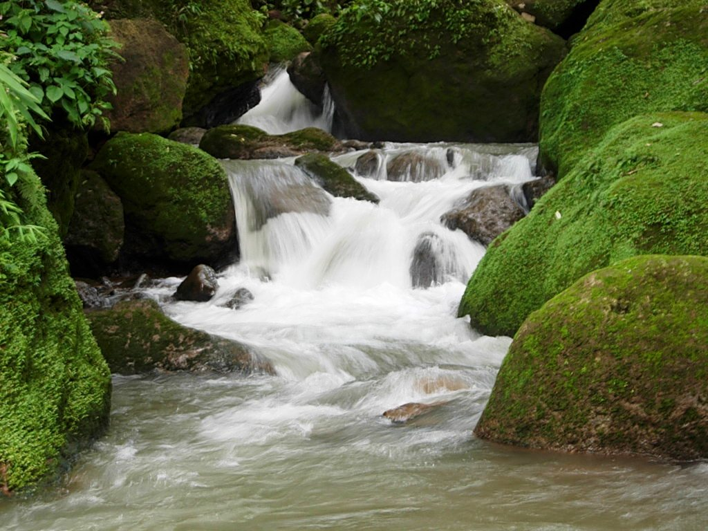 Kailash Gufa Water Fall