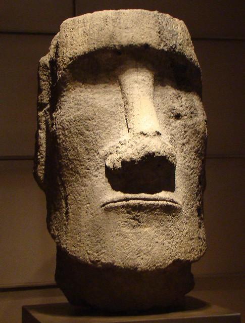 Easter Island Head Dum Dum