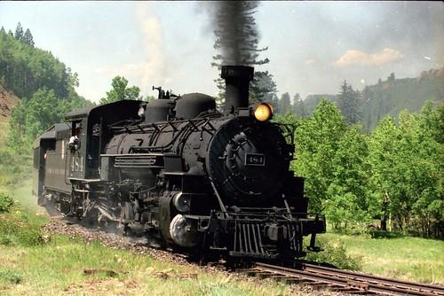 railroad scenic works mikado locomotive baldwin 484 cumbres 282 toltec k36