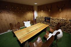 Crazy meetingroom
