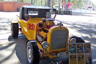 1922 Dodge Hot Rod utility