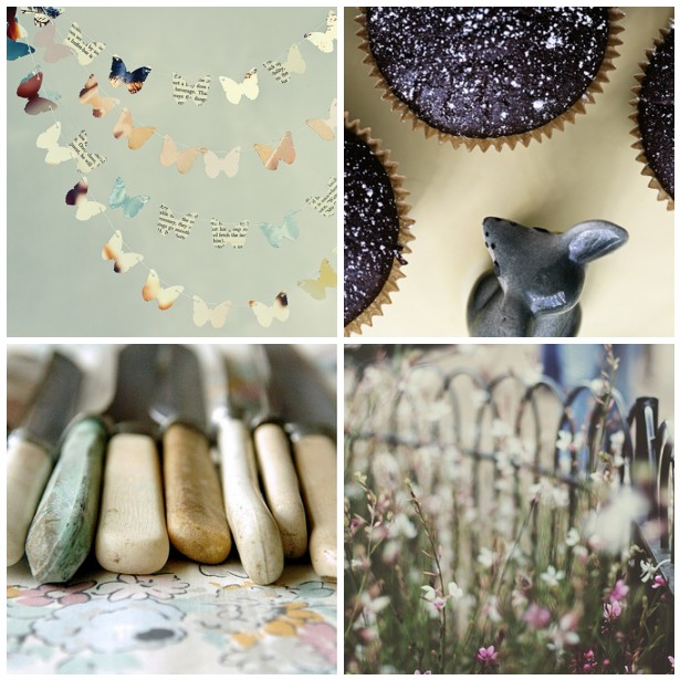 colour palette : november pastels curated by Emma Lamb