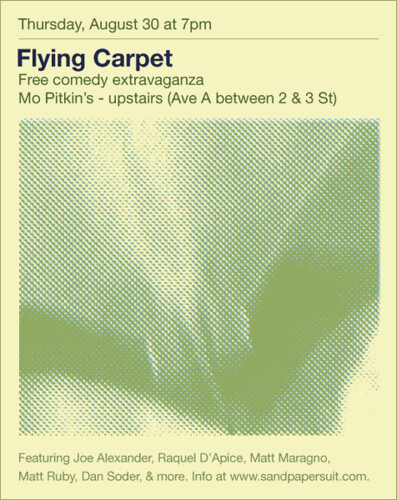 Flying Carpet on Aug 30 | by rubymatt